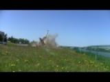 de Havilland Beaver Plane Crash at Lake Hood (HD)
