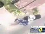 CRAZY CAR CHASE!!!! CAUGHT ON TAPE