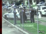 !!CAUGHT ON TAPE: COPS KICKING THE CRAP OUT OF A TEEN!!