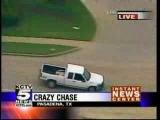 Houston Police Chase