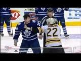 Shawn Thornton vs Jay Rosehill Mar 6, 2012
