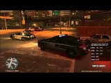 GTA IV – Police Chase (Dodge Charger)