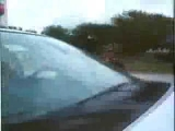 Cop Chokes Ambulance Driver – Fight with EMT Footage