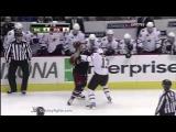 TOP 10 NHL FIGHTS FEBRUARY 2010