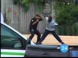 Caught On Tape: Police Officer & Thug Fist Fight In Memphis [Video]