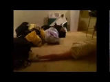 Naya Rivera and Heather Morris Drunks