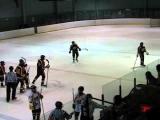 Montreal Brawl Hockey Fight