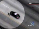 Man on a Road Bike Escapes from Police Chase!
