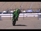 Jason Britton Infineon stunt show