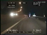 Finnish police chase a drunk driver – Poliisi jahtaa 3