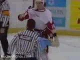 Marty McSorley vs Bob Probert Feb 4, 1994