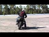 """Dirty"" George Polimenakos at 2012 Stuntwars Round 1"
