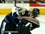 Cory Sarich vs Matt Pettinger Feb 3, 2004