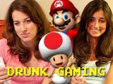 Drunk Gaming – Mario Party 8!