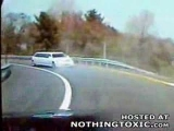 NY Police Chase A Limo Going Upwards Of 150 mph.