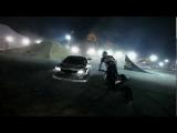 Drifting, FMX, and Motorbike Stunt riding at night – Qatar Motorshow 2012