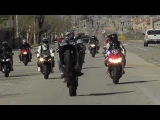 Stunts on bikes – KNS Rockstar – Top Notch Ridahz