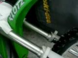 Bad Dirt Bike Crash KX 250