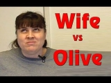 Practical Jokes/Prank on My Wife: The Bitter Olive