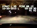 Raw Video: Police chase arrest