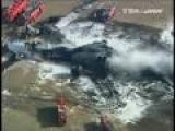 Fed Ex Plane Crash In Tokyo
