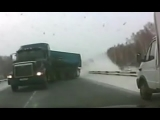 Scary Truck on Ice – CAR and DRIVER