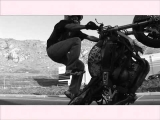 J-Beats of Team Famous Motorcycles Stunt riders wildin' out in the Inland Empire