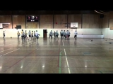 Ball Hockey Fight – UFC – Herman Bains Jr. vs. Stan McClelan (Raw Video)