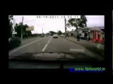 Stupid Car accident compilation-Part one!