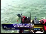 Plane crashes in Put-In-Bay, 4 rescued