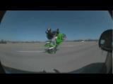 "Motorcycle Stunts Tricks ""Rolling Stock Rocking Blox's"" BLOX STARZ Street Bike Stunts"