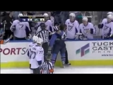 Greatest Hockey Fights of The 2009-2010 NHL Season