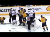 Hockey fights 2011
