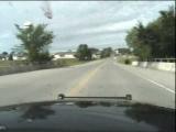 02 YZF R1 Police Chase 150+mph Dash Cam Getaway