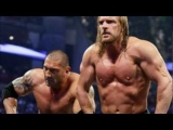 Batista Returns & Saves Triple H, ATTACKS Brock Lesnar? – 1000th WWE RAW Episode Fan-Fiction
