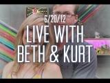 Kurt Braunohler & Gilbert Gottfried LIVE – 6/20/12 (Full Ep)