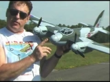 HC HOBBY MOSQUITO TWIN ENGINES TWIN CRASHES – PART 1