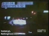 NYPD Ghost car chase