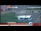 LAPD POLICE CAR CHASE PURSUIT CARJACKING