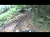 Big Honda CRF 250 Wipeout!