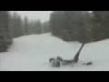 The Best Sledding Crashes and Bloopers there are