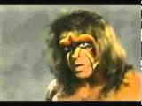 "The Ultimate Warrior's ""Crash The Plane"" Promo"