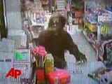 Caught on Tape: Bizarre Armed Robbery
