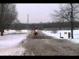 Ski doo 600RS Snow x Practice
