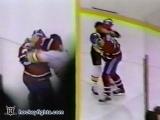 John Kordic vs Jay Miller & Steven Fletcher vs Lyndon Byers Apr 22, 1988