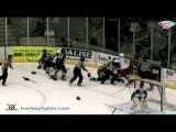 Hand full of Hockey fights 2012