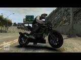 GTA IV  Motorcycle Stunts.