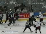 Kings vs Senators Dec 20, 2001