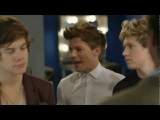 One Direction new commercial with bloopers