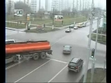 Impressive Car Accident